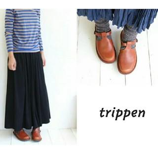 トリッペン(trippen)のトリッペン/walker cuoio/37(ローファー/革靴)