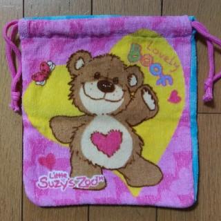 Suzy ´s Zoo 巾着(ランチボックス巾着)