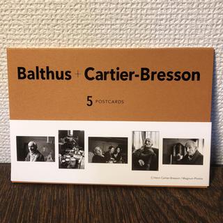バルテュス ポストカード(写真/ポストカード)