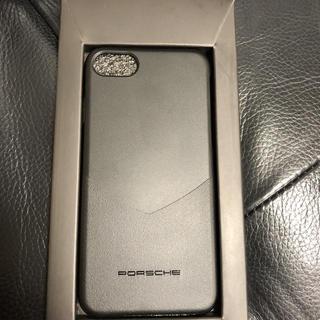 ポルシェ(Porsche)のiPhone8 ポルシェ純正ケース(iPhoneケース)