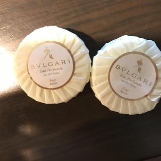 ブルガリ(BVLGARI)のブルガリ石鹸(ボディソープ / 石鹸)