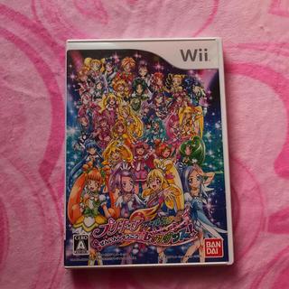 ウィー(Wii)のWii プリキュア(家庭用ゲームソフト)