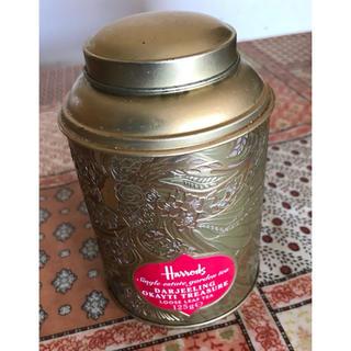 ハロッズ(Harrods)のハロッズ 紅茶缶(茶)