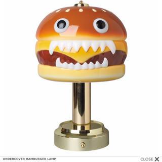 アンダーカバー(UNDERCOVER)のUNDERCOVER HAMBURGER LAMP  (その他)