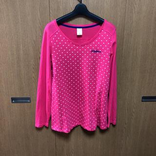 アディダス(adidas)のアディダス ピンクロンT(Tシャツ(長袖/七分))