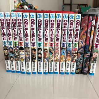 ONEPIECE 54巻〜86巻(少年漫画)