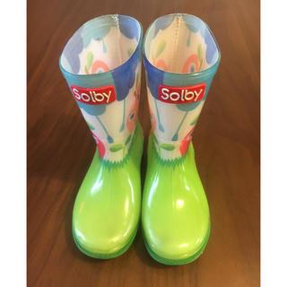 ソルビィ(Solby)のSolby*キッズ長靴 15cm(長靴/レインシューズ)