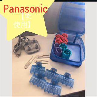 パナソニック(Panasonic)のPanasonic ホットカーラー EH9301P(カーラー(マジック/スポンジ))