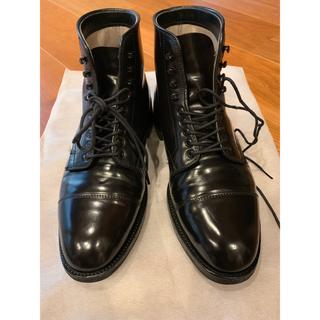 オールデン(Alden)のALDEN 4065hc オールデン コードバン ブーツ(ブーツ)