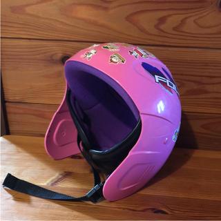 ジュニア スキー、スノーボード用 ヘルメット(ウエア/装備)