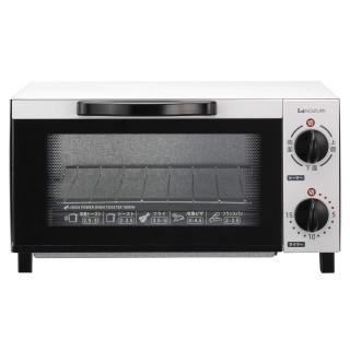 新生活に♪オーブントースター ホワイト(調理機器)