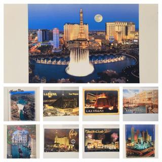 アメリカの絵葉書/ポストカード 24枚 【フロリダとラスベガス】(写真/ポストカード)