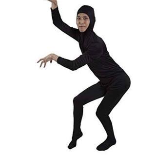 全身タイツ黒(衣装)