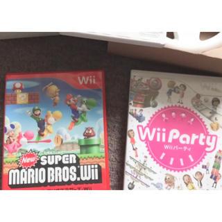 ウィー(Wii)のw i i ソフト(家庭用ゲームソフト)