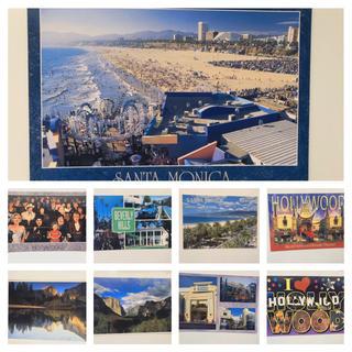アメリカの絵葉書/ポストカード 34枚 【カリフォルニア】(写真/ポストカード)