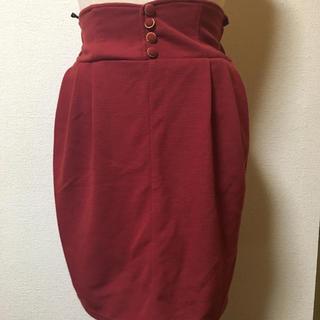 シマムラ(しまむら)のリップルタイトスカート(ひざ丈スカート)