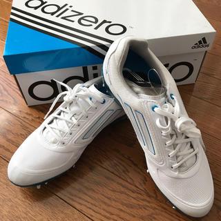 アディダス(adidas)の❤️adidas❤️ゴルフシューズ❤️(シューズ)