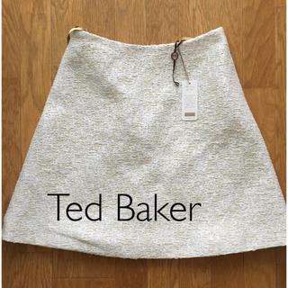 テッドベイカー(TED BAKER)のTed Baker ツィードミニスカート(ミニスカート)