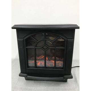 VERSOS暖炉型ファンヒーター安全装置Sマーク認証品VS-HF3200(電気ヒーター)