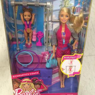 バービー(Barbie)のバービー 体操 バービー先生と生徒(ぬいぐるみ/人形)
