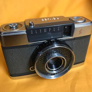 オリンパス(OLYMPUS)の【人気のデザイン‼︎】OLYMPUS EE S フィルムカメラ(フィルムカメラ)
