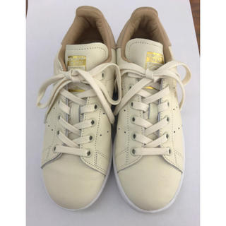 アディダス(adidas)のはな様専用  アディダス スタンスミス  ベージュ  22.5(スニーカー)