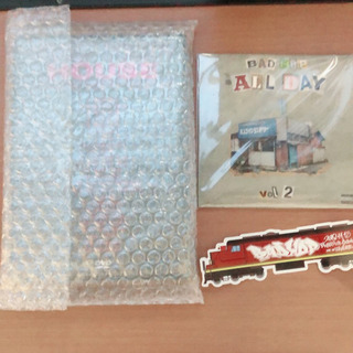 BADHOP DVD&CD(ヒップホップ/ラップ)