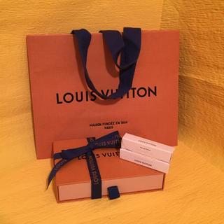 ルイヴィトン(LOUIS VUITTON)のヴィトン フレグランス 9種類 箱入ギフト‼️ショップ袋 リボン付 ルイヴィトン(ユニセックス)