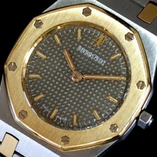 オーデマピゲ(AUDEMARS PIGUET)のオーデマピゲロイヤルオークレディース腕時計(腕時計)
