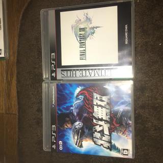 プレイステーション3(PlayStation3)のps3 北斗無双 ファイナルファンタジー(家庭用ゲームソフト)