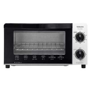 133.オーブントースター おしゃれ 温度調節機能付き 受け皿付き(調理機器)