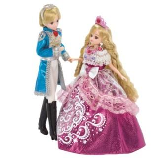 タカラトミー(Takara Tomy)のピンクグリッターリカちゃん あこがれの王子さまハルトくん オマケ付き (ぬいぐるみ/人形)