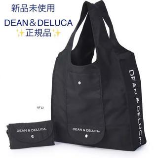 ディーンアンドデルーカ(DEAN & DELUCA)の新品★ DEAN&DELUCA ディーンアンドデルーカ エコバッグ 黒(エコバッグ)