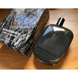 コムデギャルソン(COMME des GARCONS)の【ほぼ未使用】コムデギャルソン WONDERWOOD 香水(ユニセックス)
