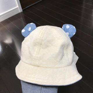 ベビー くまさん 帽子(帽子)