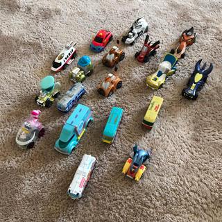 ディズニー(Disney)のディズニー チョロQやバス色々(ミニカー)