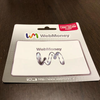 Web Money(その他)