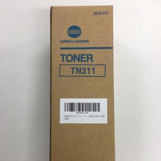 コニカミノルタ(KONICA MINOLTA)のMURATEC (ムラテック) トナー(TN311) 新品未開封(OA機器)
