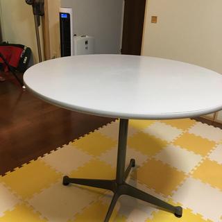 ハーマンミラー(Herman Miller)のハーマンミラー  herman miller  コントラクトテーブル(ダイニングテーブル)