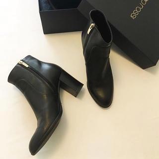 ドゥーズィエムクラス(DEUXIEME CLASSE)のsergio rossi セルジオロッシ ショートブーツ(ブーツ)