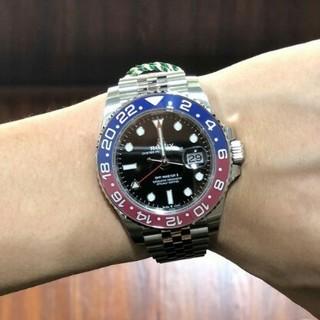 高品質未使用ロレックス 116719BLRO GMTマスターII(新品) (その他)
