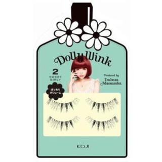 ドーリーウィンク(Dolly wink)のドーリーウィンク つけま(つけまつげ)