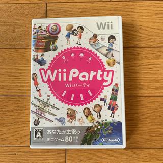 ウィー(Wii)のWii   Wiiパーティ(家庭用ゲームソフト)
