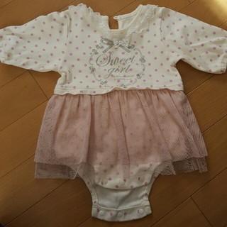 ニシキベビー(Nishiki Baby)のロンパース 70(ロンパース)