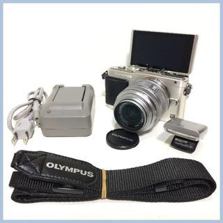 オリンパス(OLYMPUS)のオリンパス PEN Lite E-PL6(デジタル一眼)