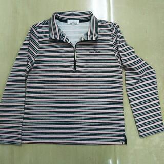マリクレール(Marie Claire)のマリクレール 長袖ポロシャツ サイズM(ポロシャツ)
