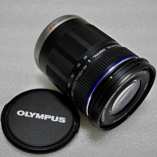 オリンパス(OLYMPUS)のオリンパス 望遠レンズ 40-150mm F4.0-5.6 良品(レンズ(ズーム))
