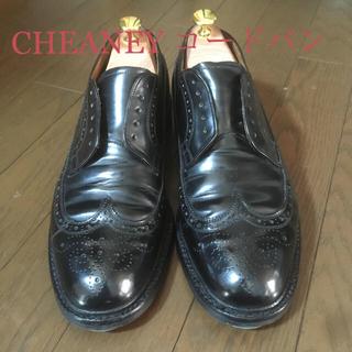 チャーチ(Church's)のCHEANEY Royal Tweed コードバン(ドレス/ビジネス)