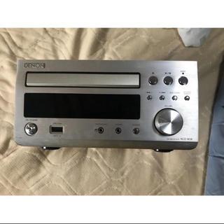 デノン(DENON)のDenon CD Receiver  RCD-M38(アンプ)