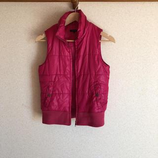 オリンカリ(OLLINKARI)のOLLINKARI 160  ピンク ベスト(ジャケット/上着)